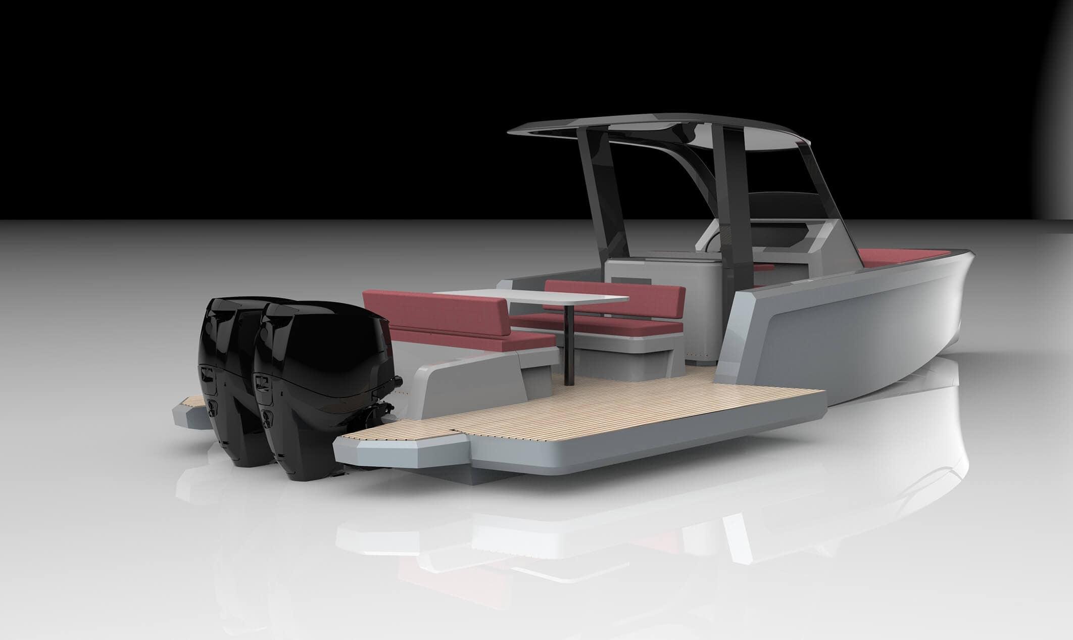 Innovative boat builder Swisscraft